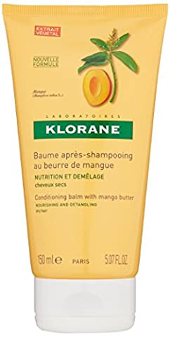 Klorane Conditioning Balm with Mango Butter -