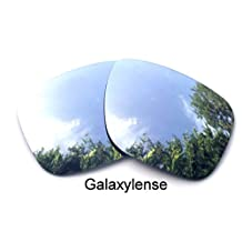 Galaxy Replacement Lenses for Oakley Holbrook Titanium Color Polorized
