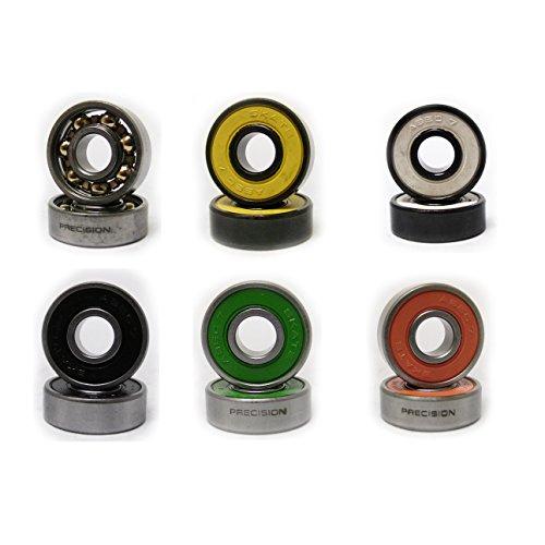 Fidget Spinner Bearings Abec 7 Size 608 30pcs