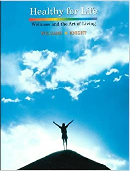 Book Healthy for Life by Brian Williams (1999-12-01)