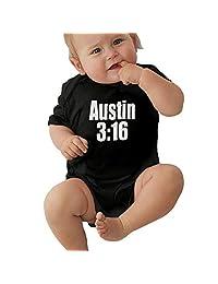 Infant Stone Cold Kevin Love Rocking Austin 3:16 Cute Baby Onesie Bodysuit