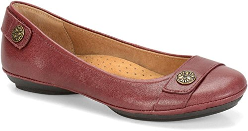 (softspots - Womens - Satara Red)