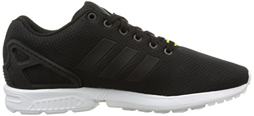 adidas Trainers adidas adidas Men's Men's Black Flux Trainers Flux Black wZZ1UCxq