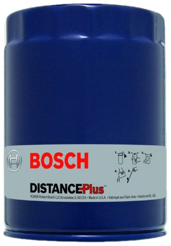 Bosch D3325 Distance Plus High Performance Oil Filter, Pack of 1