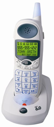1 Big Button Phone - Northwestern Bell DECT 6.0 Big Button Cordless Phone (31070-1)