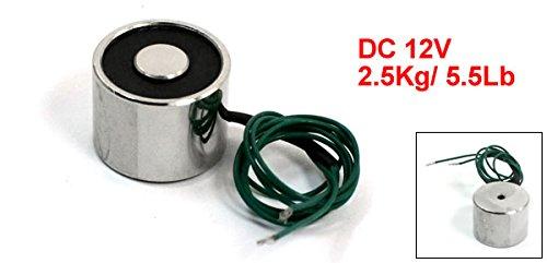 12V 0.24A 2.5Kg Electric Lifting Magnet Electromagnet Solenoid 20x15mm