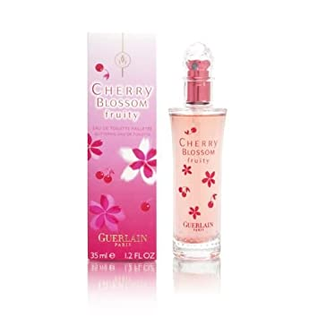 Blossom De 1 Oz By For Guerlain Glittering Women Cherry Toilette Fruity Eau Spray 2 Ifg7Ybv6ym