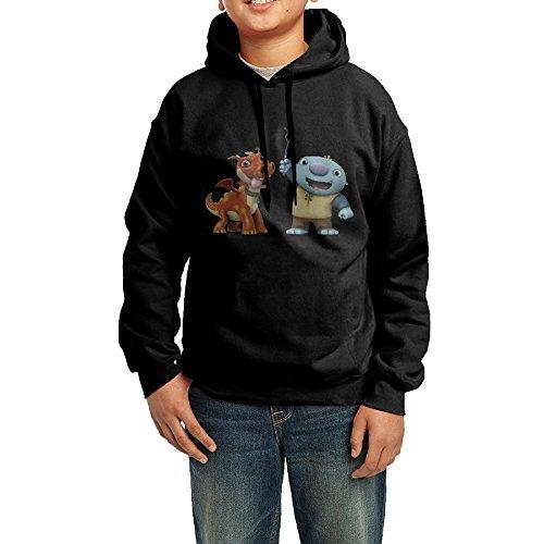 Nerd Wallykazam Junior Classic Pullover Athletic Sweatshirt Hoodies
