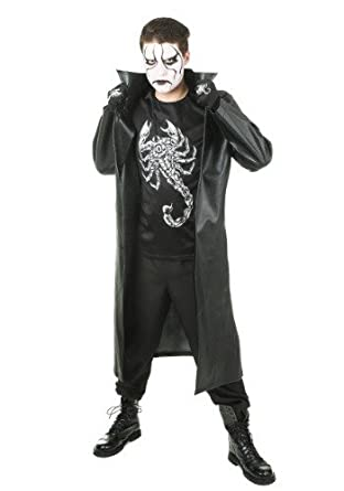Amazon.com: WWE Sting Costume: Clothing