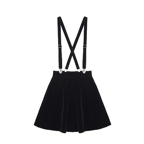 Qzbtu Faldas Mujer Falda Con Clip Para Mujer Falda Con
