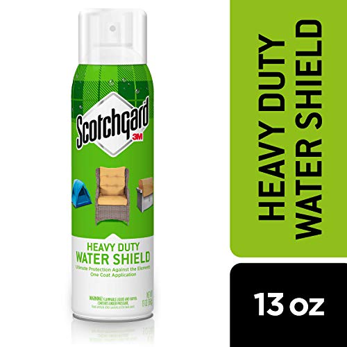 Scotchgard Heavy Duty Water Shield Protector, 1 Can, 13-Ounces