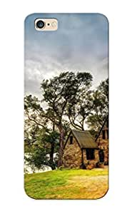 83da0f7259 New Zealand House Lake Trees Landscape Protective Skin/For Iphone 5C Phone Case Cover Appearance