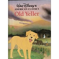 Image of the product Old Yeller Walt Disneys that is listed on the catalogue brand of .