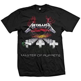 bravado men 39 s metallica master of puppets t. Black Bedroom Furniture Sets. Home Design Ideas
