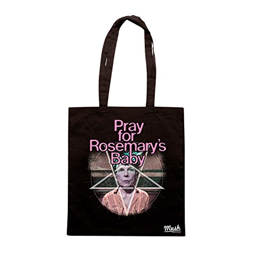 Borsa PRAY FOR ROSMARY BABY - Nera - FILM by Mush Dress Your Style