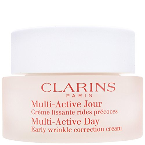 Clarins MULTI ACTIVE Day Early Wrinkle Correction Cream all skin types 50 ml (Multi Active Day Early Wrinkle Correction Cream)