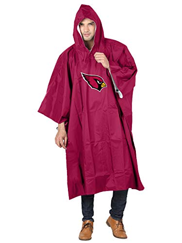 - The Northwest Company Officially Licensed NFL Arizona Cardinals Deluxe Poncho