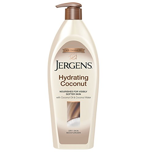 Jergens Hydrating Coconut Dry Skin Body Moisturizer, 16.8 Ounces (Jergens Shea Butter Lotion)