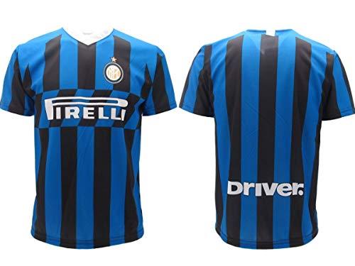 Camiseta FC Inter Neutra Oficial Temporada 2019/2020 réplica autorizada sin nombre y sin número de talla 8 años – 12…