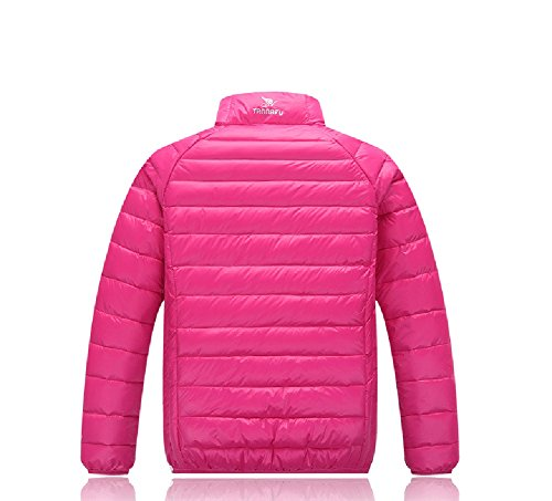 Lightweight Rosy Lemonkids;® Chic Coat Winter Jacket Anoraks Down Children Pure Green qHA4IxRAaw