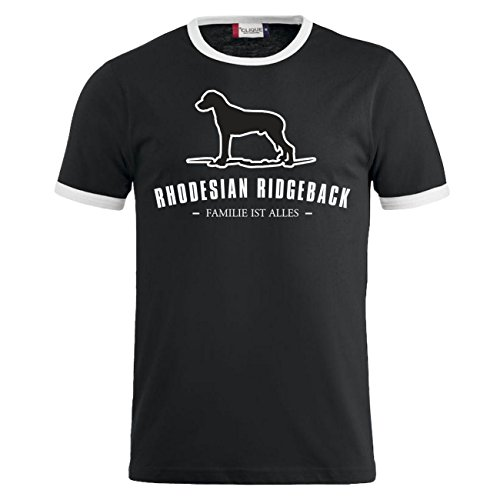 Spaß kostet Männer und Herren T-Shirt Rhodesian Ridgeback - Familie ist Alles  Größe S - 8XL: Amazon.de: Bekleidung