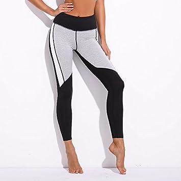 Xuanytp Pantalones de Yoga Mujer Leggins Casual Slim Fit ...