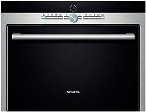 Siemens HB38D572 35L 1900W A Acero inoxidable - Horno (35 L, 1900 W, 35 - 100 °C, Acero inoxidable, Botones, 1,8 m)