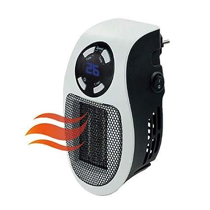 Calentador De Radiador Eléctrico Portátil Máquina De Calefacción Para Invierno Mini Ventilador Calentador De Escritorio Hogar