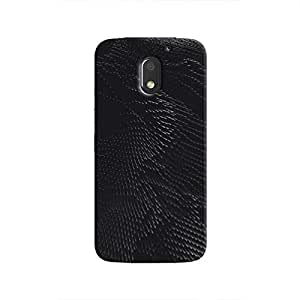 Cover It Up - Rising Nanotubes Moto E3 Hard Case