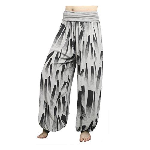 Donna Pantaloni A8 Glamexx24 Hell Grau RqTx1wwpHU