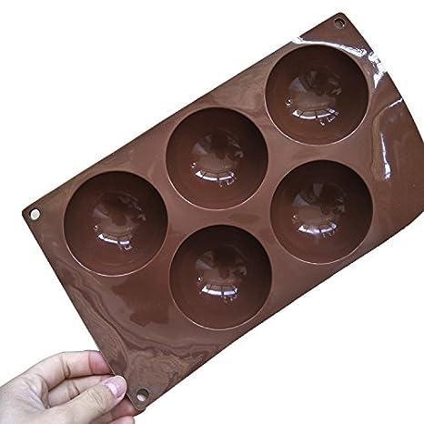 Muffin moldes 30 * 17,5 * 4cm reutilizables moldes de silicona pastel de postre taza pastel pudín jalea mini Cupcake moldeo torta moldes mollete molde de ...