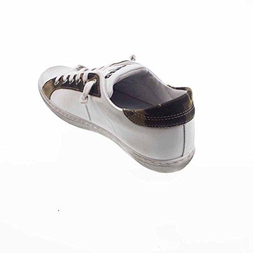 sneakers w 17 Militare Profilo 18 Uomo F 2stars 8BfRw