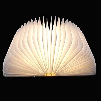 Small Led Book Lamp Colorfull Rechargeable Book Light 4w Usb ...