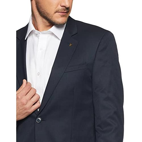 41kTrXw7ImL. SS500  - Arrow Men's Notch Lapel Regular Fit Blazer
