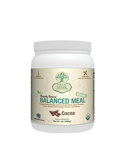 Perfectly Organic Meal - 1lb - Chocolate