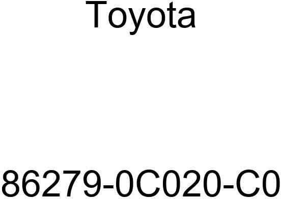 Toyota 86279-0C020-C0 Speaker Grille