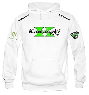 Sudadera con capucha personalizado kawasaki CUP (M)