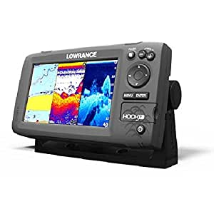 Lowrance hook 7 fishfinder chartplotter combo for Amazon fish finder