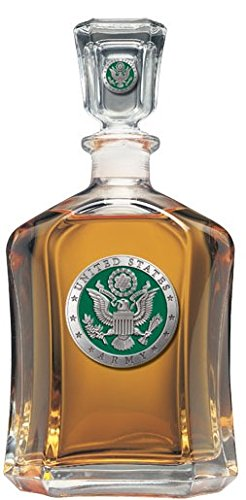 United States Army Decanter