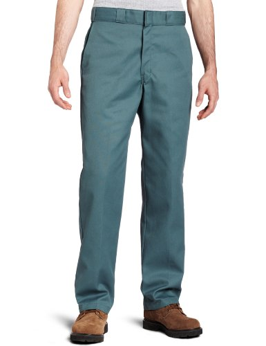 Dickies - 874 Original - Pantalon - Homme Vert (Lincoln Green) 1I20QaM