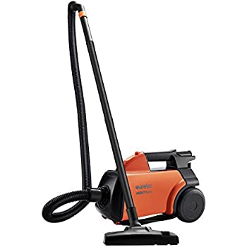 Amazon Com Eureka Mighty Mite Deluxe Corded Canister Vacuum Cleaner With Shoulder