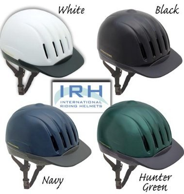 Equi-Lite Schooling Helmet for Kids | Adjustable Horse Riding Helmets for Young Equestrian ()