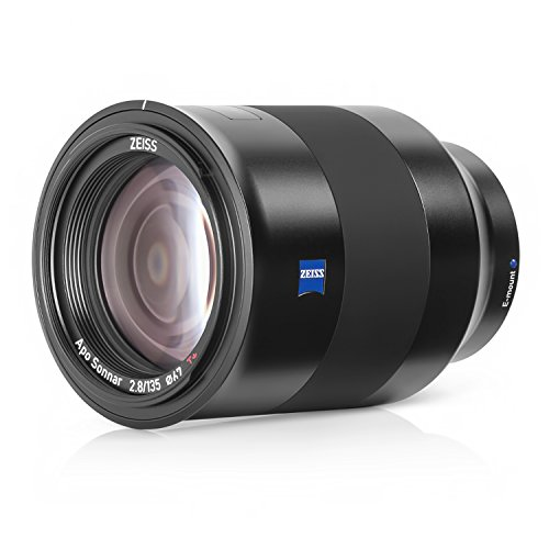 Zeiss 135mm f/2.8 Batis Series Lens for Sony Full Frame E-Mount NEX Cameras