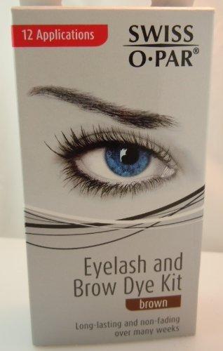 Swiss Eyebrow Eyelash Colour Brown product image