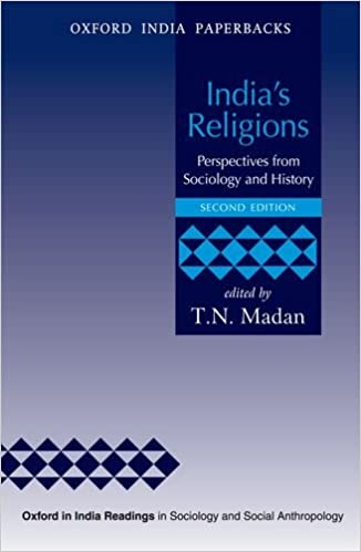 Englisches Hörbuch kostenloser Download India's Religions: Perspectives from Sociology and History (Oxford in India Readings in Sociology & Social Anthropology) PDF iBook