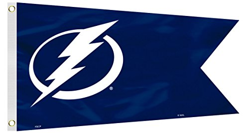 Fremont Die NHL Tampa Bay Lightning Boat Flag, 12.5