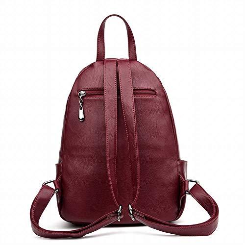 multifunzionale a tracolla borsa borsa per femminile della tracolla donne a a doppia della Brok Borsa a borsa della tracolla le modo Borsa di funzione di multiuso Brok W8aqAnn6Y