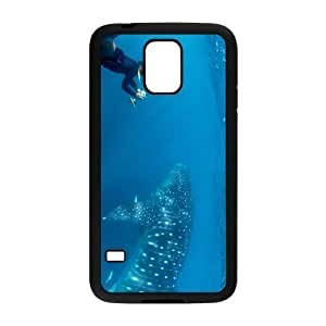 Amazing Rhincodon typus Hight Quality Plastic Case for Samsung Galaxy S5