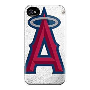 iPhone 5 5s EVe2 5 5s1Zvfc Customized Fashion Los Angeles Angels Pictures Excellent Cell-phone Hard Covers -JamieBratt