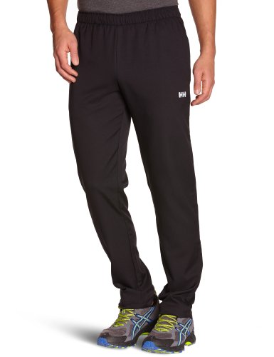 Helly Hansen Men's Active Training Pant, Black, Medium